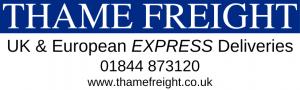 Thame Freight logo